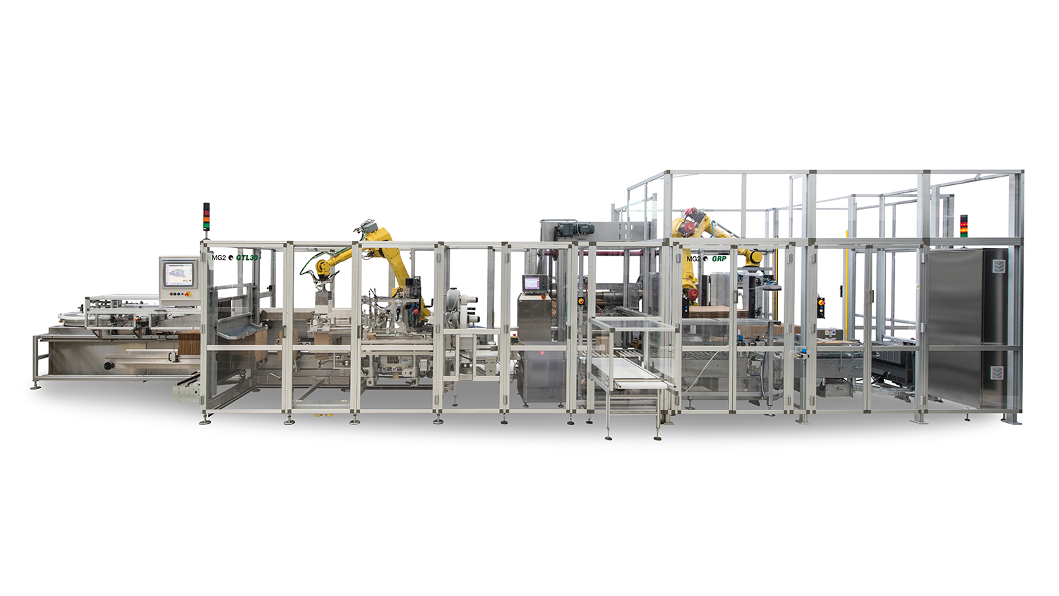 MG2 packaging line GTL30 GRP 02