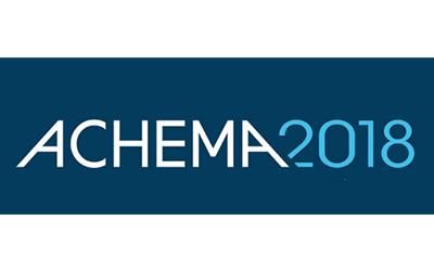 MG2 at ACHEMA 2018
