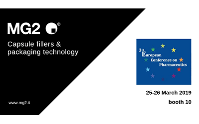 MG2 at the ECP 2019 joining academic research and industrial applications