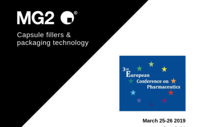 MG2 at the European Conference on Pharmaceutics