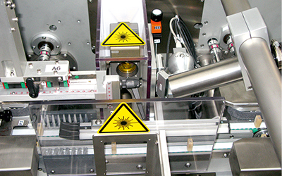 Serialization systems and European legislation: MG2 Track & Trace