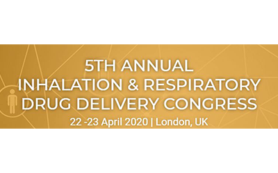 5th Annual Inhalation & Respiratory Drug Delivery Congress 2020