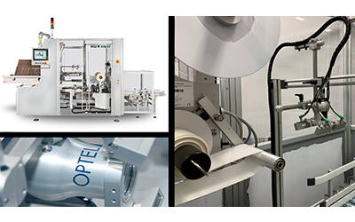 Standardization, flexibility and efficiency: three key words to distinguish the integration between MG2 and OPTEL